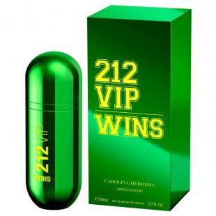 Carolina Herrera 212 VIP WINS 80ml edp