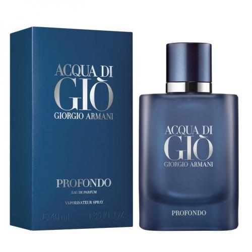 Парфюмерная вода Armani ACQUA DI GIO PROFONDO 40ml edp