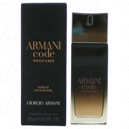 Миниатюры Armani ACQUA DI GIO PROFUMO FOR HIM 20ml edp