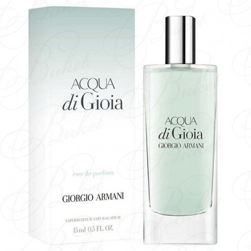 Миниатюры Armani ACQUA DI GIOIA 15ml edp