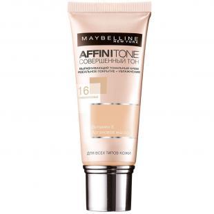 Тональный крем MAYBELLINE MAKE UP AFFINITONE №16 Vanilla Rose/Ванильно-Розовый