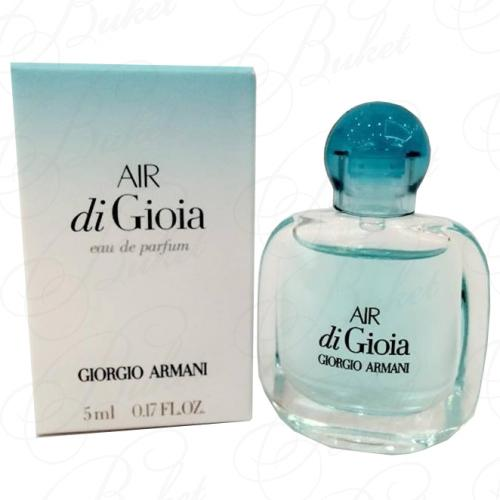Миниатюры Armani AIR DI GIOIA 5ml edp
