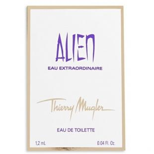 Thierry Mugler ALIEN EAU EXTRAORDINAIRE 1.2ml edt