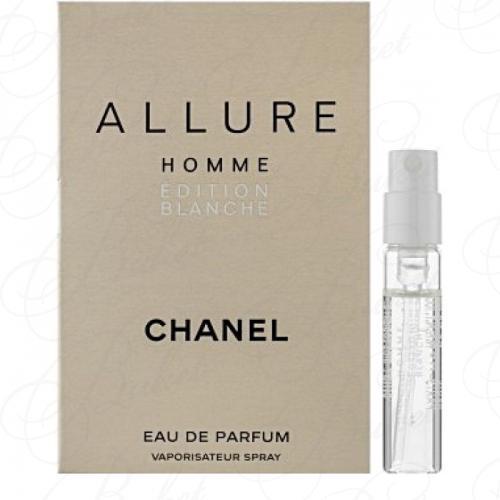 Пробники Chanel ALLURE HOMME BLANCHE Eau de Parfum 1.5ml edp
