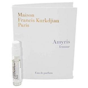 Francis Kurkdjian Paris AMYRIS FEMME 2ml edp