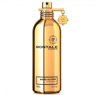 Montale AOUD SLIVER 100ml edp