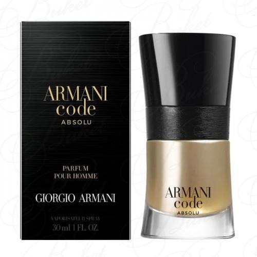 Парфюмерная вода Armani ARMANI CODE ABSOLU 30ml edp