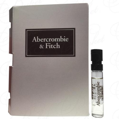 Пробники Abercrombie&Fitch FIRST INSTINCT 2ml edt