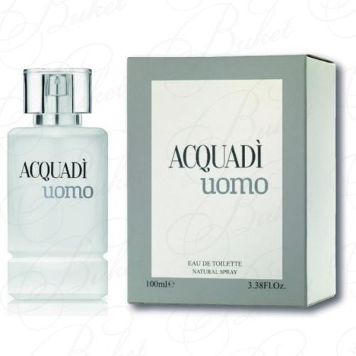 Туалетная вода AcquaDi UOMO 100ml edt