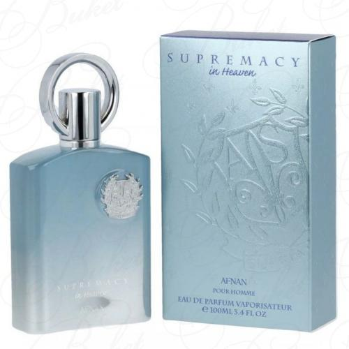 Парфюмерная вода Afnan SUPREMACY IN HEAVEN 100ml edp