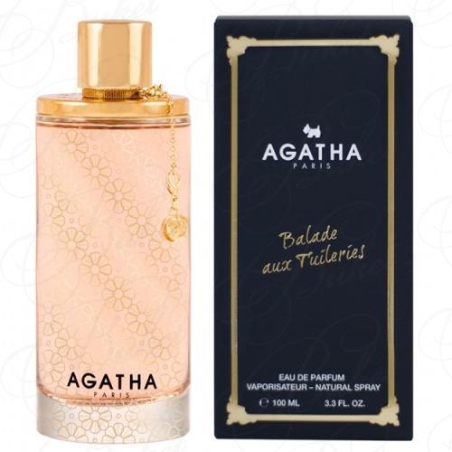 Парфюмерная вода Agatha BALADE AUX TUILERIES 100ml edp