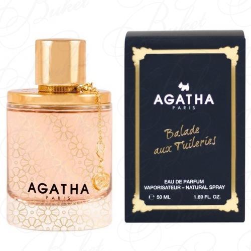 Парфюмерная вода Agatha BALADE AUX TUILERIES 50ml edp