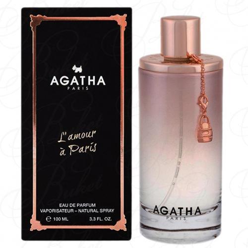Парфюмерная вода Agatha L`AMOUR A PARIS 100ml edp