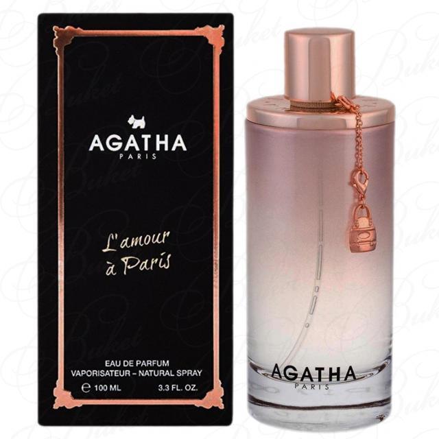 Agatha Lamour A Paris 100ml Edp купить в интернет магазине