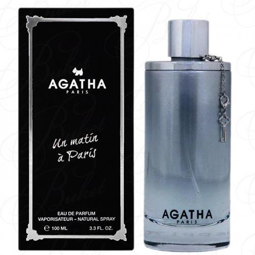 Парфюмерная вода Agatha UN MATIN A PARIS 100ml edp