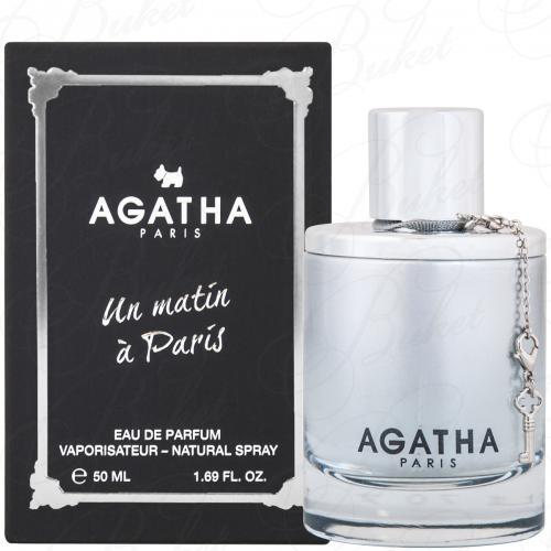 Парфюмерная вода Agatha UN MATIN A PARIS 50ml edp