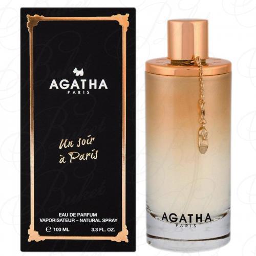 Парфюмерная вода Agatha UN SOIR A PARIS 100ml edp