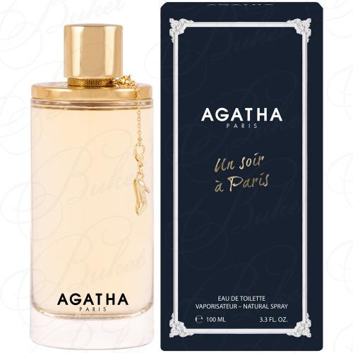 Туалетная вода Agatha UN SOIR A PARIS 100ml edt