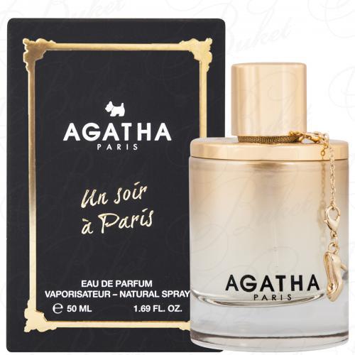 Парфюмерная вода Agatha UN SOIR A PARIS 50ml edp