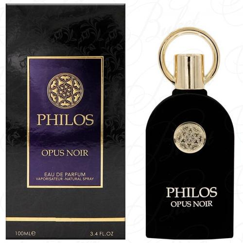 Парфюмерная вода Alhambra PHILOS OPUS NOIR 100ml edp