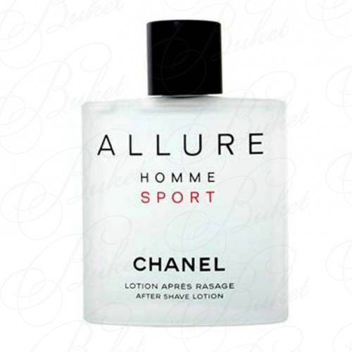 Лосьон после бритья Chanel ALLURE HOMME SPORT a/sh 50ml