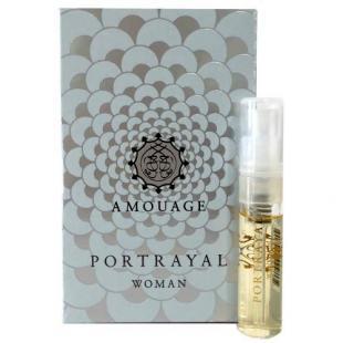 Amouage PORTRAYAL WOMAN 2ml edp