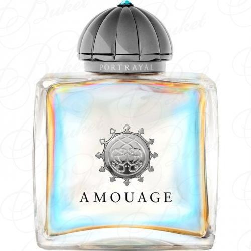 Тестер Amouage PORTRAYAL WOMAN 100ml edp TESTER