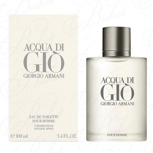 Туалетная вода Armani ACQUA DI GIO FOR HIM 100ml edt