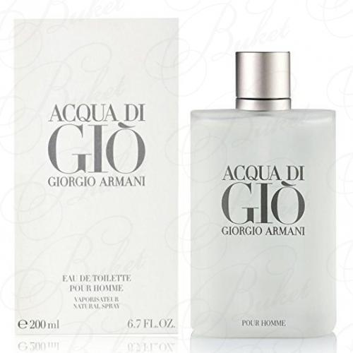 Туалетная вода Armani ACQUA DI GIO FOR HIM 200ml edt