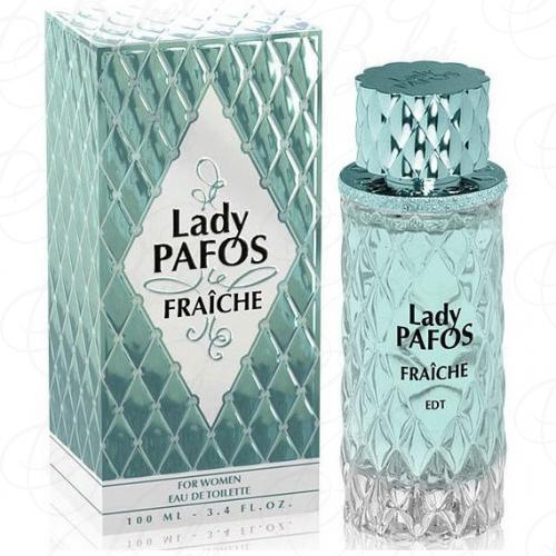Туалетная вода Art Parfum LADY PAFOS FRAICHE 100ml edt
