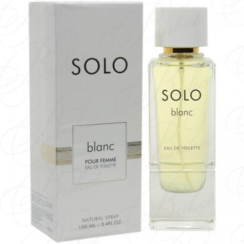 Туалетная вода Art Parfum SOLO BLANC 100ml edt