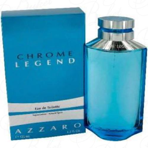 Туалетная вода Azzaro CHROME LEGEND 125ml edt