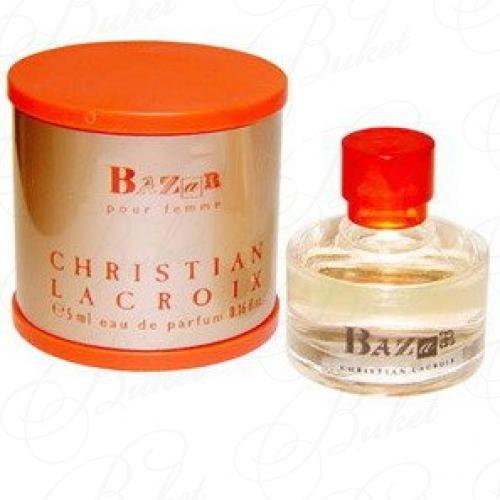 Парфюмерная вода Christian Lacroix BAZAR POUR FEMME 100ml edp