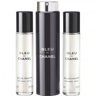 Chanel BLEU de CHANEL 3*20ml edt