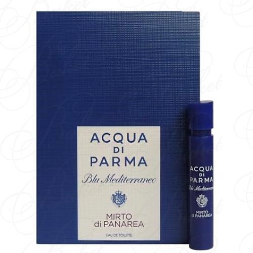 Пробники Acqua Di Parma BLU MEDITIRRANEO MIRTO DI PANAREA 1.2ml edt