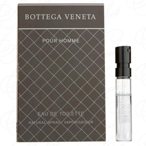 Пробники Bottega Veneta BOTTEGA VENETA POUR HOMME 1.2ml edt