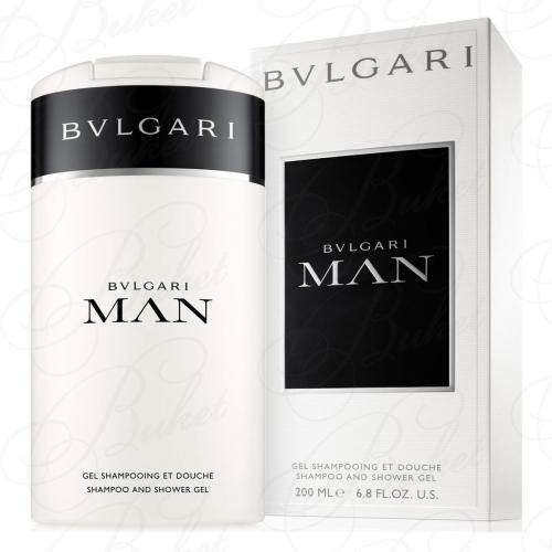 Гель для душа Bvlgari BVLGARI MAN sh/gel 200ml