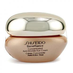 Крем для кожи вокруг глаз SHISEIDO SKIN CARE BENEFIANCE CONCENTRATED ANTI-WRINKLE EYE CREAM 15ml