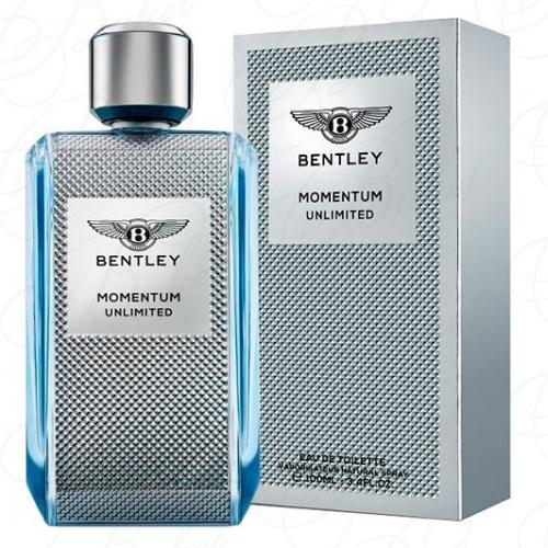 Тестер Bentley MOMENTUM UNLIMITED 100ml edt TESTER