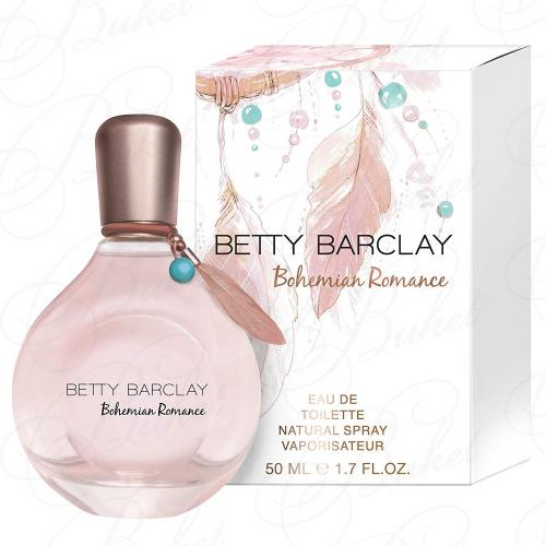 Туалетная вода Betty Barclay BOHEMIAN ROMANCE 50ml edt