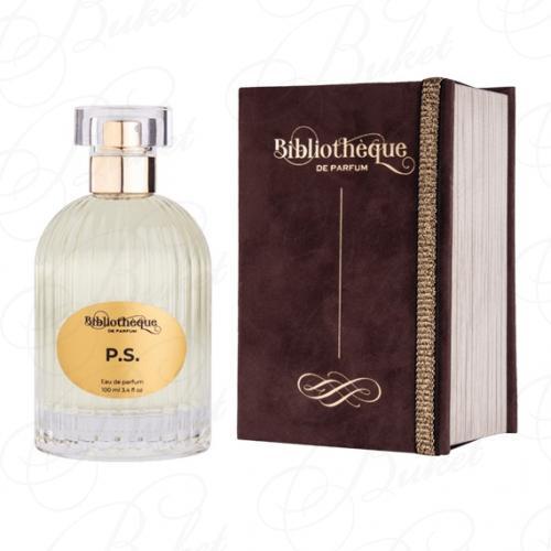 Парфюмерная вода Bibliotheque de Parfum P.S. 100ml edp