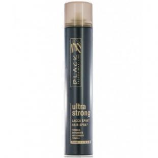 Лак для волос Black Professional Line HAIR SPRAY ULTRA STRONG 500ml