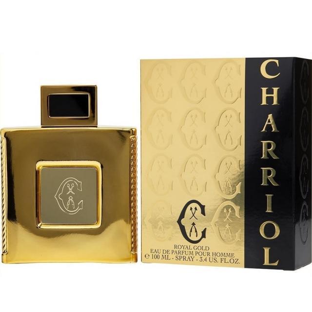 Charriol Charriol Royal Gold Eau De Parfum 100ml Edp купить в