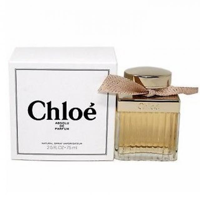 Chloe Chloe Absolu De Parfum Limited Edition 75ml Edp Tester купить