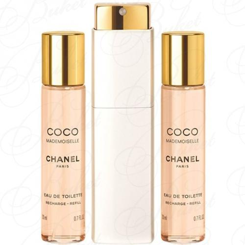 Парфюмерный набор Chanel COCO MADEMOISELLE 3*20ml edt