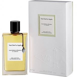 Van Cleef & Arpels COLLECTION EXTRAORDINAIRE CALIFORNIA REVERIE 75ml edp TESTER