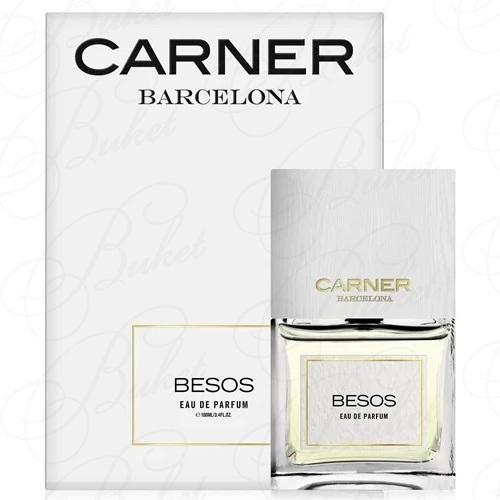 Парфюмерная вода Carner Barcelona BESOS 100ml edp