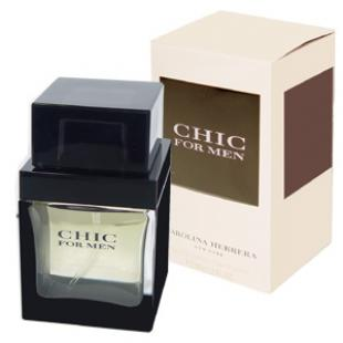 Carolina Herrera CHIC FOR MEN 100ml TESTER edt