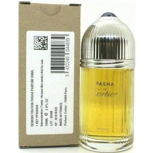 Cartier PASHA DE CARTIER Parfum 100ml edp TESTER