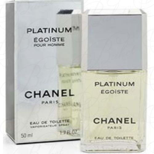 Туалетная вода Chanel EGOISTE PLATINUM 50ml edt